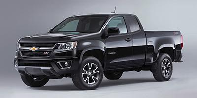 Chevrolet 2018 Colorado Work Truck
