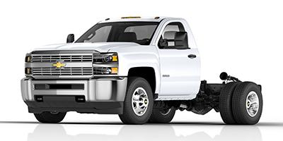 Chevrolet 2018 Silverado 3500HD Work Truck