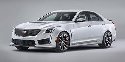2018 Cadillac CTS-V Sedan Vehicle Photo in Houston, TX 77074
