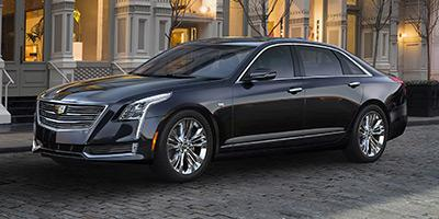 2018 Cadillac CT6 Vehicle Photo in Houston, TX 77079