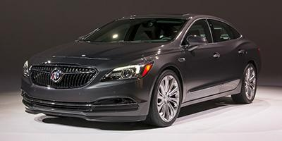 2018 Buick LaCrosse Vehicle Photo in Davison, MI 48423