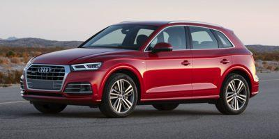 2018 Audi Q5 Vehicle Photo in Maplewood, MN 55119