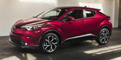 2018 Toyota C-HR Vehicle Photo in Joliet, IL 60435