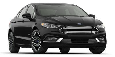2018 Ford Fusion Hybrid Vehicle Photo in Fishers, IN 46038