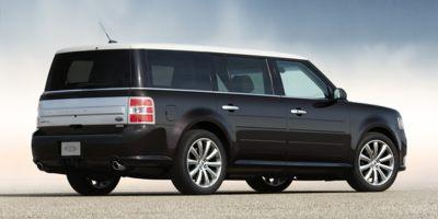 2018 Ford Flex Vehicle Photo in San Leandro, CA 94577