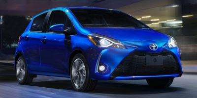 2018 Toyota Yaris Vehicle Photo in Aurora, CO 80012