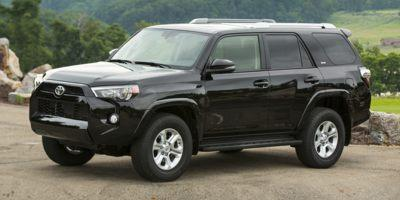 2018 Toyota 4Runner Vehicle Photo in Joliet, IL 60586