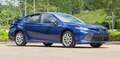 2018 Toyota Camry Vehicle Photo In West Covina, CA 91791