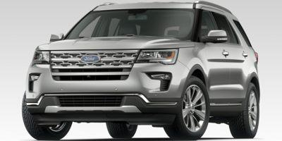 2018 Ford Explorer Vehicle Photo in Odessa, TX 79762