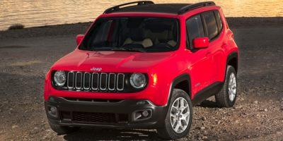 2018 Jeep Renegade Vehicle Photo in Oklahoma City , OK 73114