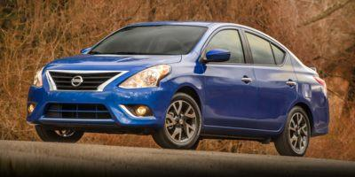 2018 Nissan Versa Sedan Vehicle Photo in Houston, TX 77074