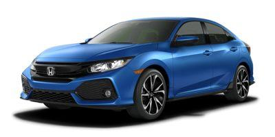 2018 Honda Civic Hatchback Vehicle Photo in Rockville, MD 20852