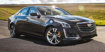 Cadillac 2019 CTS Sedan Luxury