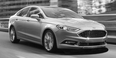 2019 Ford Fusion Hybrid Vehicle Photo in Joliet, IL 60435