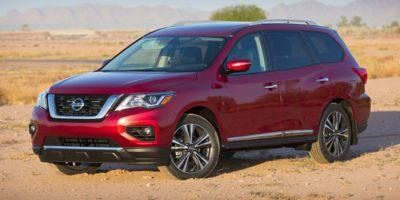 2019 Nissan Pathfinder Vehicle Photo in Wasilla, AK 99654