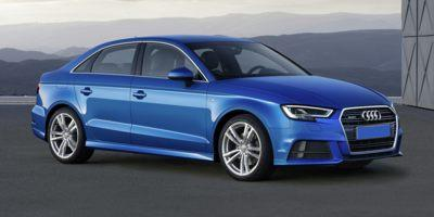 2019 Audi A3 Sedan Vehicle Photo in Appleton, WI 54913
