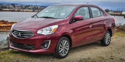 2019 Mitsubishi Mirage G4 Vehicle Photo in Arlington, TX 76017