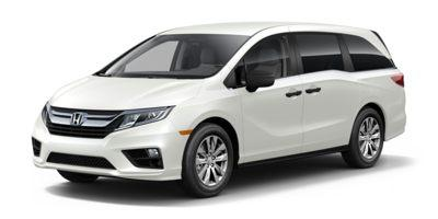 2019 Honda Odyssey Vehicle Photo in Manassas, VA 20109