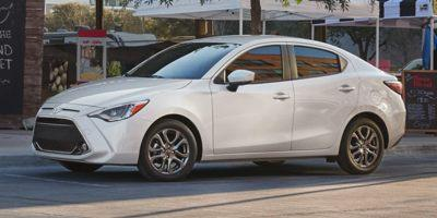 2019 Toyota Yaris Sedan Vehicle Photo in Boonville, IN 47601