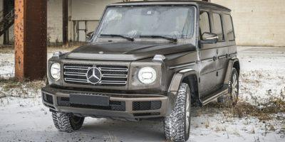 2019 Mercedes-Benz G-Class Vehicle Photo in Houston, TX 77079