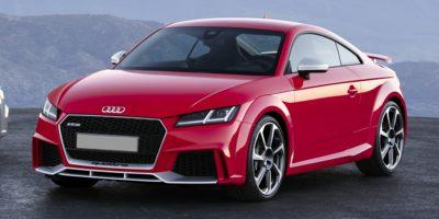 2019 Audi TT RS Vehicle Photo in Charlotte, NC 28269