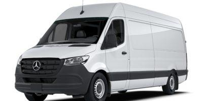 2019 Mercedes-Benz Sprinter Cargo Van Vehicle Photo in Appleton, WI 54913