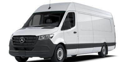 2019 Mercedes-Benz Sprinter Cargo Van Vehicle Photo in Houston, TX 77079