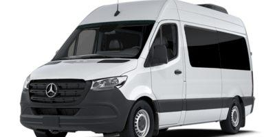 2019 Mercedes-Benz Sprinter Passenger Van Vehicle Photo in Houston, TX 77079