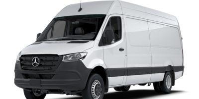 2019 Mercedes-Benz Sprinter Cargo Van Vehicle Photo in Houston, TX 77079