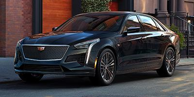 2019 Cadillac CT6-V Vehicle Photo in Houston, TX 77079