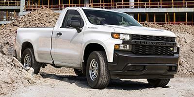 New 2019 Chevrolet Silverado 1500 from your Las Vegas, NV