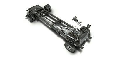 """Ford 2019 E-Series Stripped Chassis E-350 138"""" WB"""