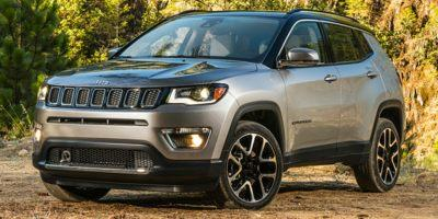 2019 Jeep Compass Vehicle Photo in San Antonio, TX 78230