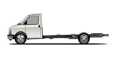 """Chevrolet 2020 Express Commercial Cutaway 3500 Van 139"""""""