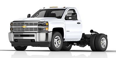 Chevrolet 2020 Silverado 3500HD CC Work Truck