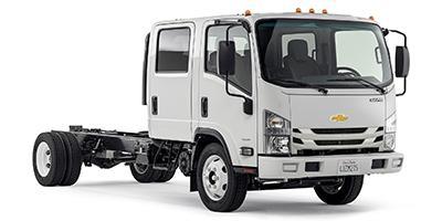 Chevrolet 2020 5500HD LCF Diesel Standard