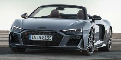 2020 Audi R8 Spyder Vehicle Photo in McKinney, TX 75070