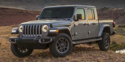 2020 Jeep Gladiator Vehicle Photo in San Angelo, TX 76901