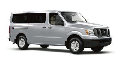 Nissan 2020 NV Passenger NV3500 HD S