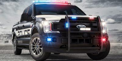 Ford 2020 F-150 Police Responder XL