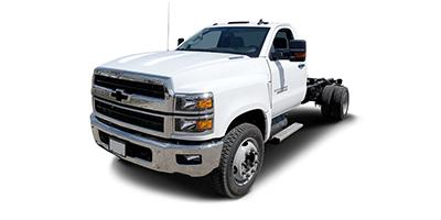 Chevrolet 2021 Silverado Chassis Cab Work Truck