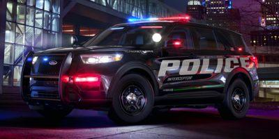 2021 Ford Police Interceptor Utility Vehicle Photo in Raton, NM 87740