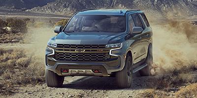 Chevrolet 2021 Tahoe Z71