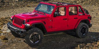 Jeep 2021 Wrangler Unlimited 80th Anniversary