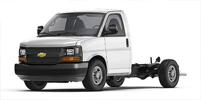 Chevrolet 2021 Express Commercial Cutaway Standard