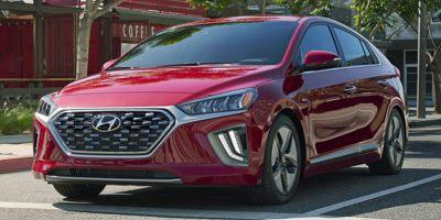 Hyundai 2021 IONIQ Hybrid Blue