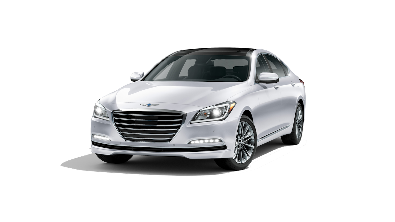 2017 Genesis G80 Vehicle Photo in Florence, AL 35630
