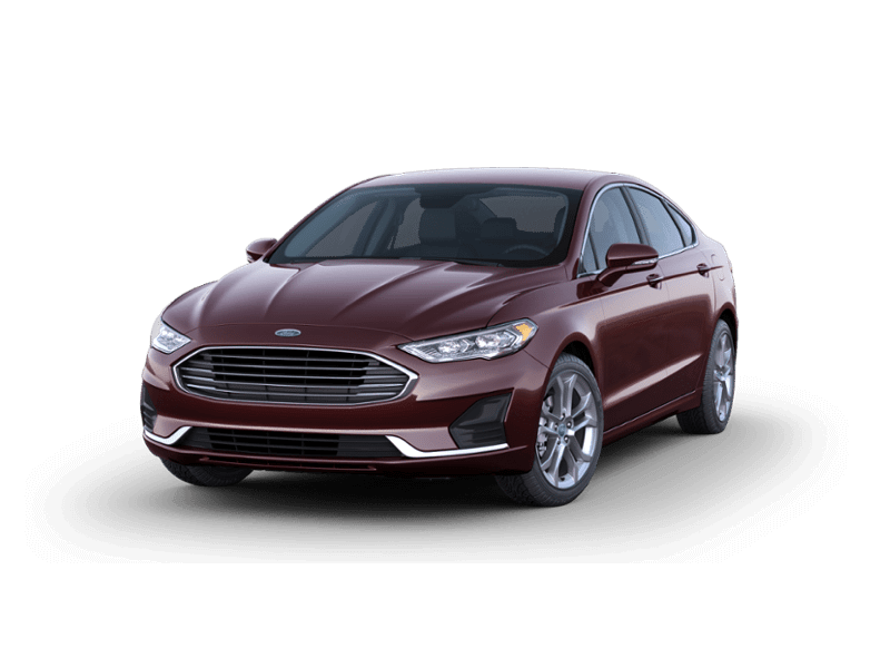 2019 Ford Fusion Vehicle Photo in Gainesville, TX 76240