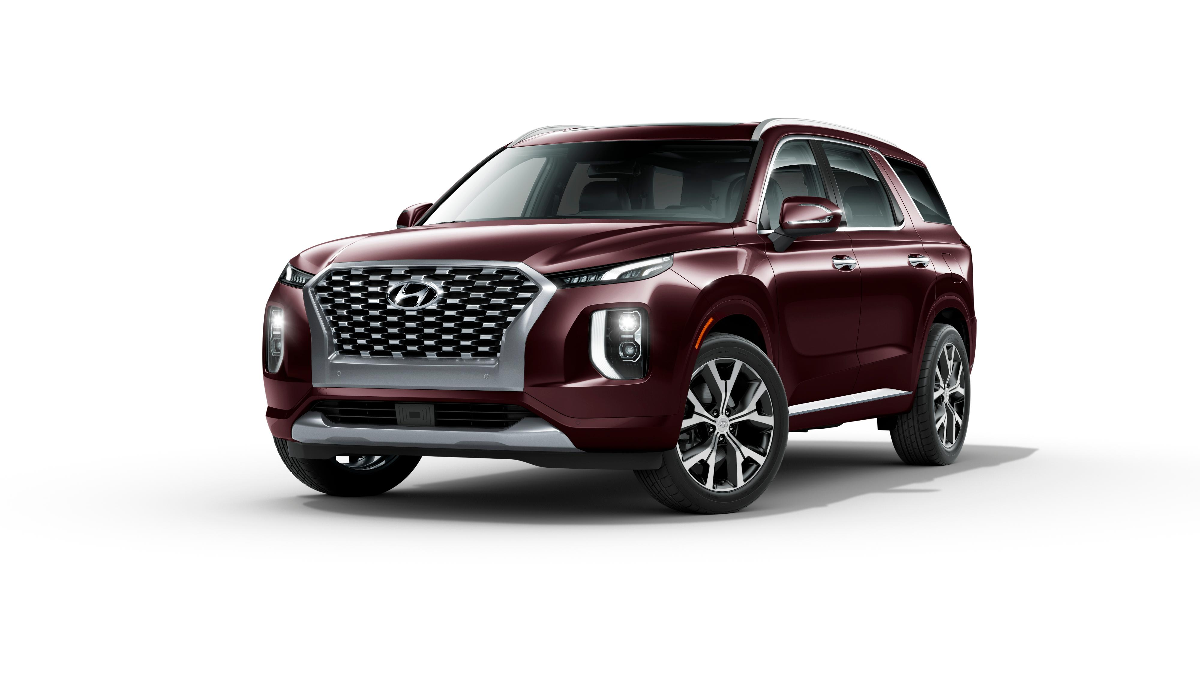 2021 Hyundai Palisade Vehicle Photo in Merrillville, IN 46410