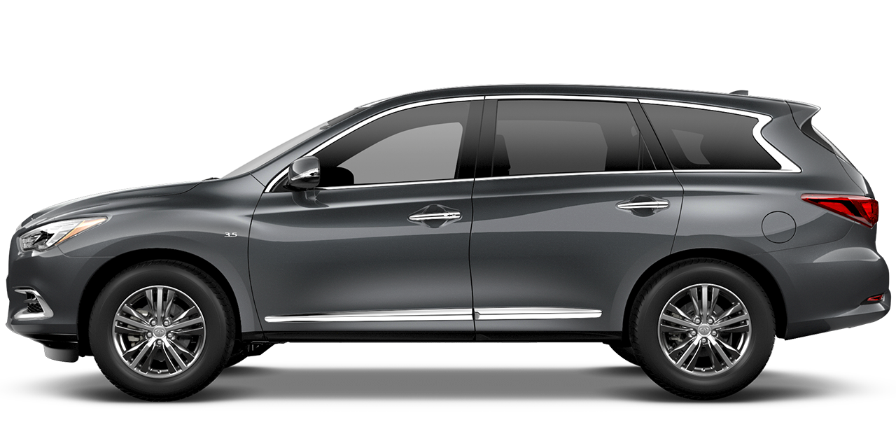 New 2018 Infiniti Qx60 Graphite Shadow Suv For Sale